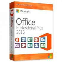 Microsoft Office 2016 Professional Plus, в Калининграде