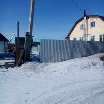 Земельный участок в Марусино, в Новосибирске