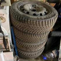 Колеса VW (R15, Michelin, Зима), в Тольятти