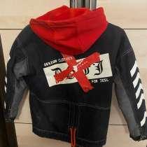 Продам куртку весна-осень на мальчика рост 134-140, в Арсеньеве