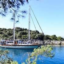"""Аренда Яхты """"Aлтаир"""", из красного дерева.Турция.г. Фетхие, в г.Фетхие"""
