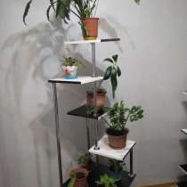 Полка для цветов подставка стойка стеллаж шкаф, в г.Шымкент
