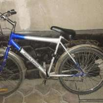 Велосипед в отличном состоянии. размер колес 24, в г.Бишкек