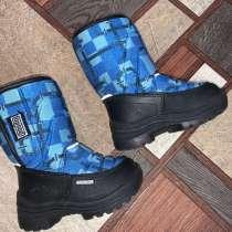 Зимние ботинки, в Комсомольске-на-Амуре