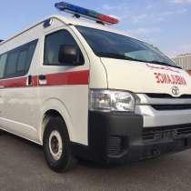 Скорая помощь Toyota Hiace, в г.Дубай