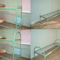 Кровати армейского типа, металлические, в Янауле