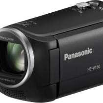 Видеокамера цифровая Panasonic HC-V160EE-K Black, в г.Тирасполь