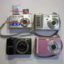 Фотоаппараты в ремонт или на запчасти. Цена за 1 шт, в Бахчисарае