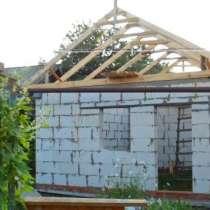 Строительство и ремонт крыши пристройки, в Истре