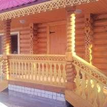Качественная отделка деревянных домов и бань, в Самаре