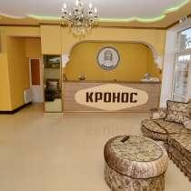 Отел Кронос пос Витязево, в Анапе