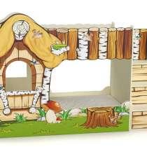 Детская двухъярусная кровать, в Зеленограде