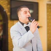 Ведущий, певец и DJ на вашем празднике, в Челябинске