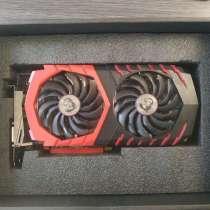 Игровая видеокарта rx 580 4GB MSI в коробке, в Смоленске