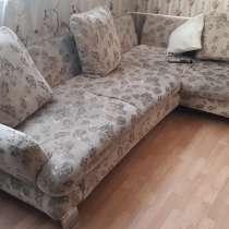 Продам диван 2.65*1,60 цвет бело-серый, 4 подушки, в Чите