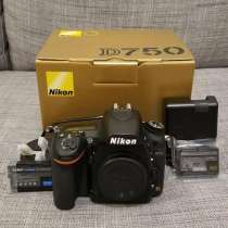 Nikon D750 Full-Frame DSLR Camera with AFS 24-120mm VR Lens, в г.Parga