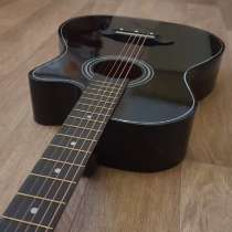 Новая акустическая гитара, в Красноярске
