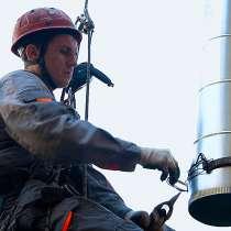Монтаж и демонтаж водосточных труб и воздуховодов, в Санкт-Петербурге
