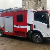 Пожарные автомобили ISUZU в наличии, в Нижнем Новгороде
