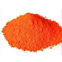 Пигмент (краситель) оранжевый для бетона и плитки, в г.Алматы