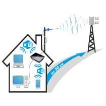 Безлимитный скоростной интернет в частном доме, в Перми