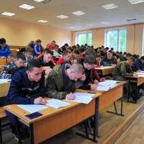 Подготовка к профотбору в ВУЗы МО, МЧС, МВД, в Томске
