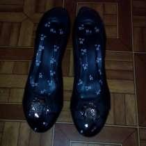 Туфли на среднем каблуке для повседневного гардероба, в Казани