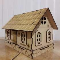 Домик шкатулка с откриваютей крышей, в г.Дунаевцы
