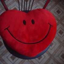 Подушка-сердце, в Екатеринбурге
