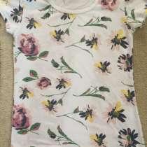Белая футболка женская дёшево, в Зеленогорске