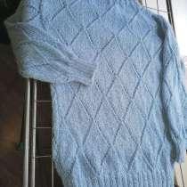 Джемпер, свитер 46-48р-р, бэби альпака+акрил, в Апрелевке