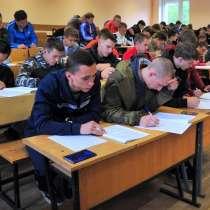 Подготовка к профотбору в ВУЗы МО, МЧС, МВД, в Абакане