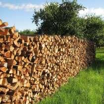 Cухие колотые дрова с доставкой. Возможен самовывоз, в Москве