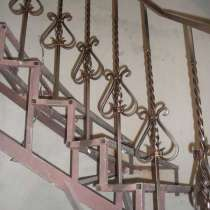 Лестницы и перила сварные, кованные, из нержавейки, в Ростове-на-Дону