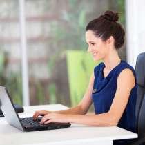 Работа в интернете на дому. Для активных женщин, в Омске
