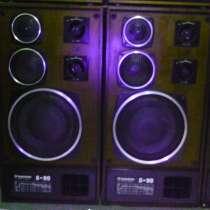 Акустические системы радиотехника S-90 в отличном состоянии, в г.Днепропетровск