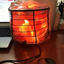 Солевая лампа 5-6 кг, в г.Алматы