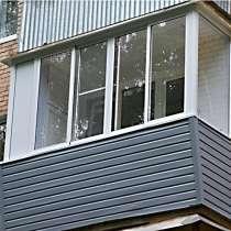 Остекление балконов и лоджий, установка окон ПВХ, в Реутове