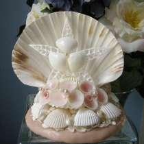 Сувениры в асортименте из морских раковин, в Симферополе