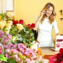 Служба доставки цветов по Туркменистану - «Сюрприз-ТМ», в г.Ашхабад