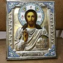 Икона Господь Вседержитель, в Самаре