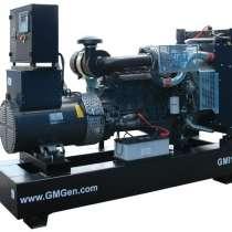 Дизель-генераторные установки GMGen серия Iveco, в Москве