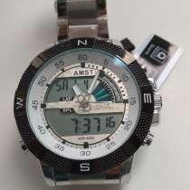 Мужские Часы AMST-3005 с металлическим браслетом, в Омске