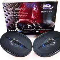 Акустика 6x9 BOSCHMANN BM Audio WJ1-S99V4 500W 4х полосная, в г.Днепропетровск