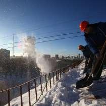 Рабочие, разнорабочие, уборка снега, в Москве