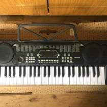 Электронный синтезатор Tesler KB-5420, в Уфе