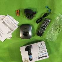 Телефон беспроводной (dect) Panasonic KX-TG2511RUM, в Омске