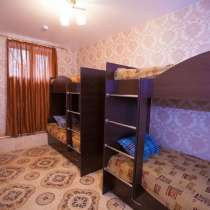 Барнаульский хостел с общей кухней для удобства гостей, в Барнауле