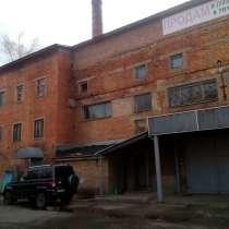 Продается производственное помещение с офисами в центре, в г.Усть-Каменогорск