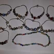 Продаю браслеты PANDORA (Турция), в Москве